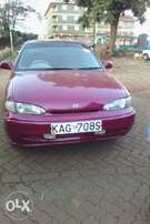 Clean Hyundai accent For Sale