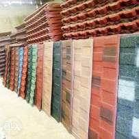 Great quality Stone coated roofing sheet from golden ever roof company