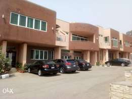 4bedroom terraced duplex for rent in Abuja located at life camp