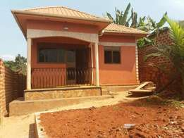A nice 2bedrooms $ 2bathrooms house for sale in ndejje-namasuba at 50m