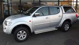 Mitsubishi Triton 3.2 4X4 D/C Automatic/ 2 year unlimited km warranty