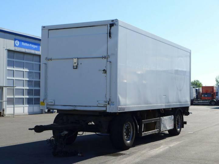 Rohr RAK /18IV*Durchladesystem*LBW 2000Kg*MB Achsen* - 2010