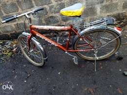Recondition discovery mountain bike