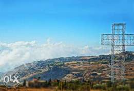 STRATEGIC Land in Faqra-Bakich with PANORAMIC View أرض في فقرا- باكيش