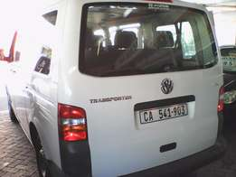 Vw Transporter 1.9 Tdi 8 seater. Excellent condition with Fsh.