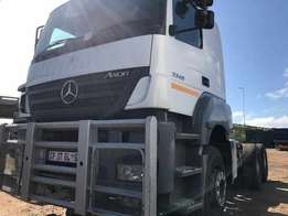 2008 Mercedes Benz Axor 3340 for sale