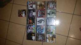 ps3 games 17 and 2 without covers