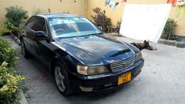 Toyota Mark 2 Chaser