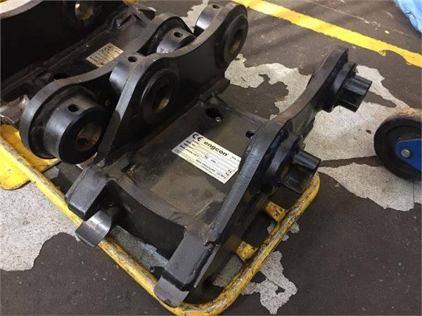 Engcon S40 Hurtigskifte Case Cx35 - 2015