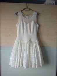 1eb530a466 Sukienka r38  40 wesele komunia bal gimnazjalny komers