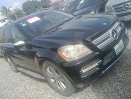 Mercedes Benz GL450 (4matic)