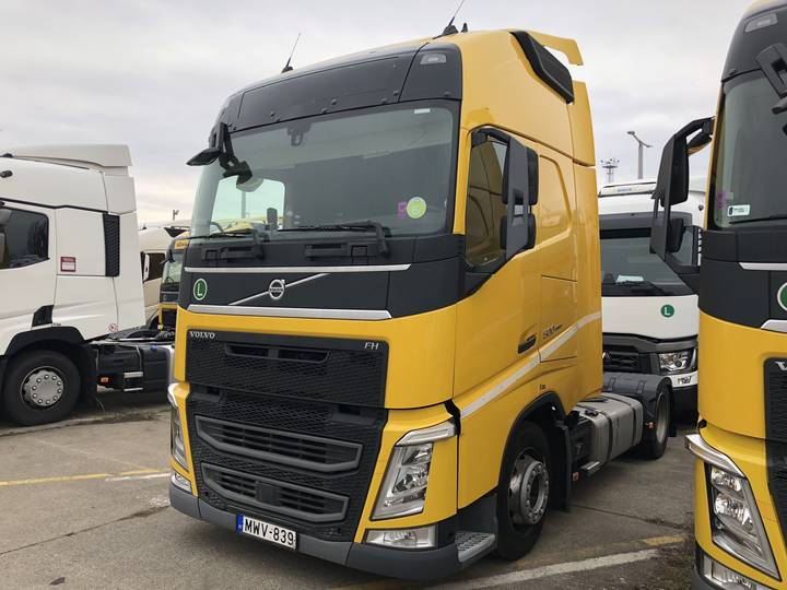 Volvo FH 500 EURO 6 XL cab NEW TIRES 100% mega I-PARK COOL - 2014