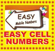 Cell number for sale with 007