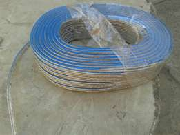 Speaker cable 100 mtrs roll