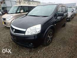 Nissan Lafesta Year 2010 Model Automatic Transmission Petrol Black KCN