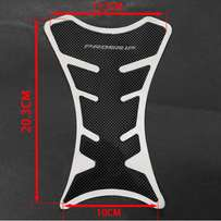 FishBone tank Carbon Fiber sticker PROGRIP
