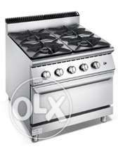 Super quality gas stove pulse oven