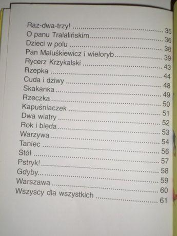 Julian Tuwim Najpiękniejsze Wiersze Dla Dzieci Warszawa