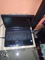 Clean Hp notebook corei3 for grab