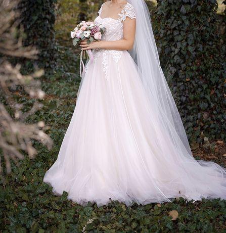 Свадебное платье Оксана Муха Oksana Mukha весільна сукня Одеса - зображення  3 f6d710f1e2654