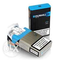 Dunhill Switch Silver.. Pack of 10