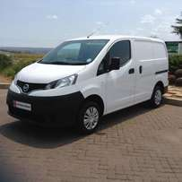 2016 White Nissan NV200 1.6 Visia F/C P/V Excellent Condition