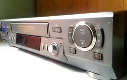 Sony video cassette recorder (VCR)