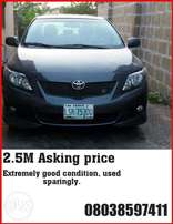 Toyota corolla S 2017. In good condition.Very neat and car rarely used