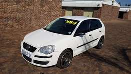Great Condition Polo 1.6 Trendline 5Dr Hatch Real Bargain