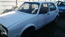 Mk1 Golf body and lots of spares for sale