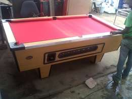 Pool Tables - Rent - Sales - Service - Recover - Moving - Maintain