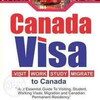 Get your Canada working permit visa