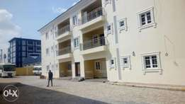 New serviced 3 bedroom flat for rent in Mabushi