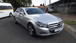 Mercedes-Benz CLS 350 BE in good condition