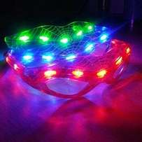Party light glasses