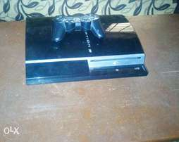PES 3 Game Console With 7 Installed Games