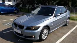 2010 BMW 320d 151000km.Steptronic,Excellent Condition,Still like NEW!