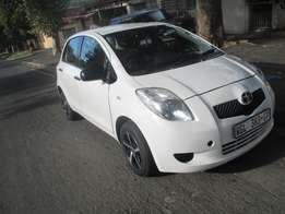 2008 toyota yaris t3 hatch for sale