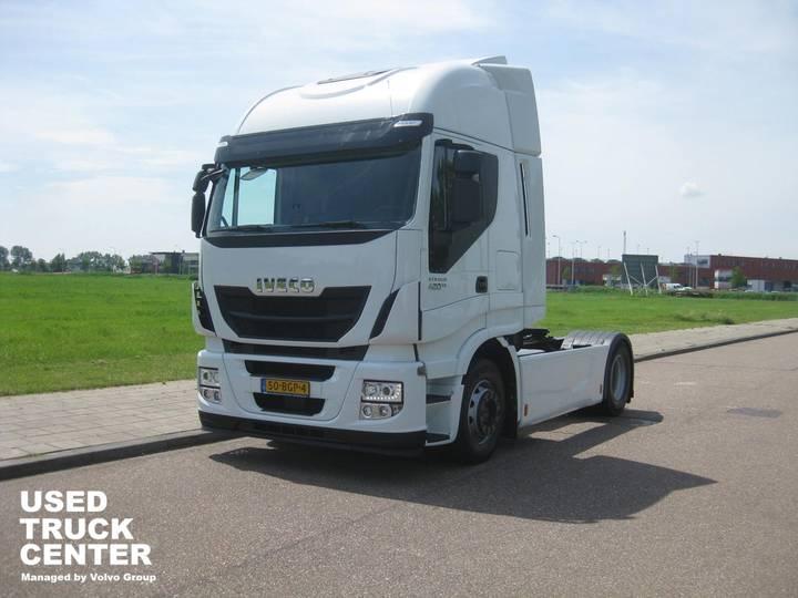Iveco Stralis AS 440T/P HI-WAY EURO6 192.358 KM - 2016