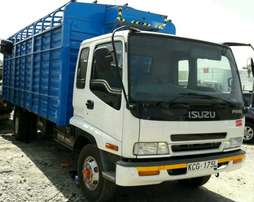 ISUZU FRR KCG 2015 MODEL very Clean!! Very New!!