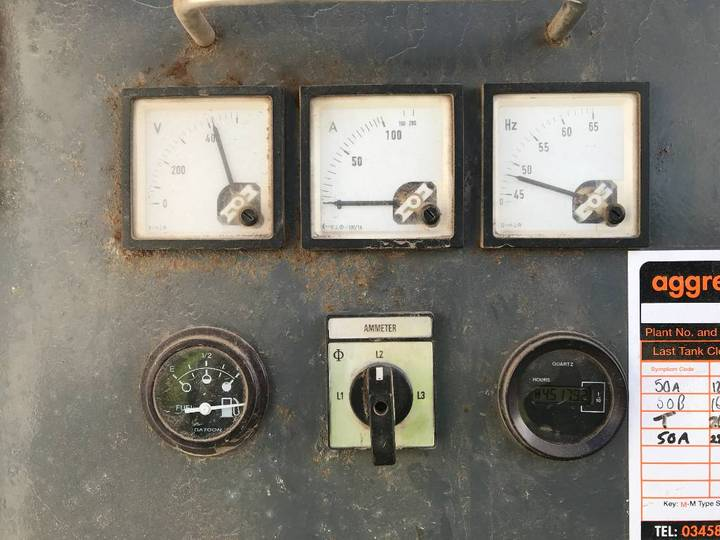 Iveco 8065E - 60 kVA Generator - DPX-11795 - 2003 - image 13