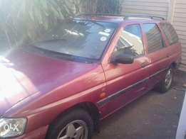 1997 escort Stationwagon for sale