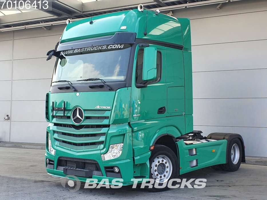 Mercedes-Benz Actros 1845 LS 4X2 Retarder Giga Euro 6 - 2014