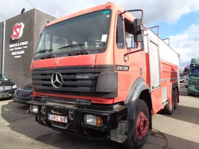 Mercedes-Benz Sk 2638 Fire Truck 59000km - 1996