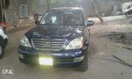 Extreamely Sharp 9ja used 05 lexus Gx470 for N3.4m