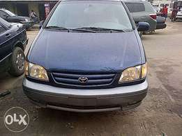 Very much for sale toyota sienna