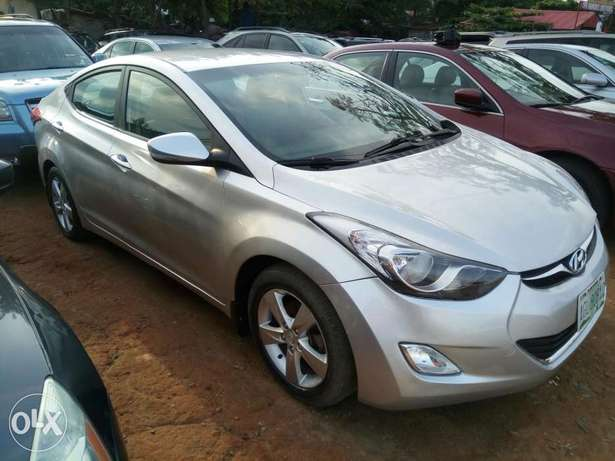 Fairly Used 2013 Hyundai Elantra For N2.5M Amuwo Odofin - image 3