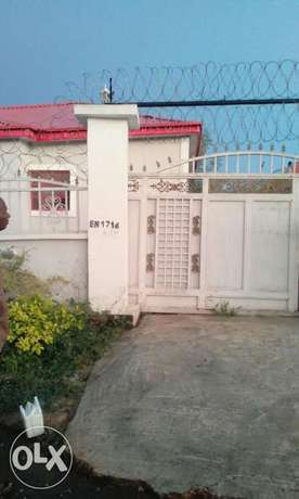 A very decent two bedroom flat for rent in Trademore Lugbe Lugbe - image 1