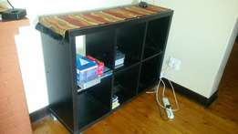 TV stand room divider
