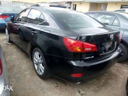 Foreign used Lexus is230 ,2007 model